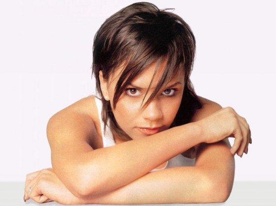 Victoria Beckham Hairstyles Hot