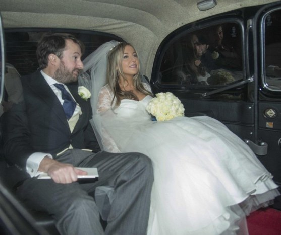 Victoria Coren David Mitchell Wedding Cjkrr Vhlayx