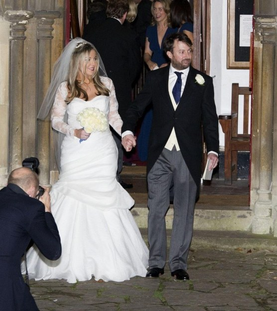 Victoria Coren David Mitchell Wedding Iu Exngkfszx David Mitchell