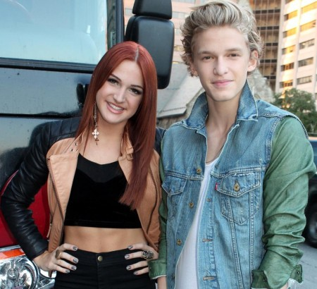 Victoria Duffield Cody Simpson