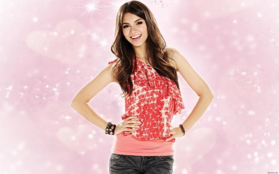Victoria Justice Hot Shirt Wallpaper Hot