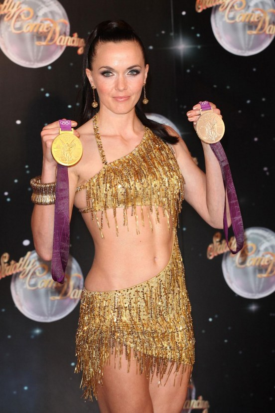 Victoria Pendleton At Strictly Come Dancing Launch In London Fhm
