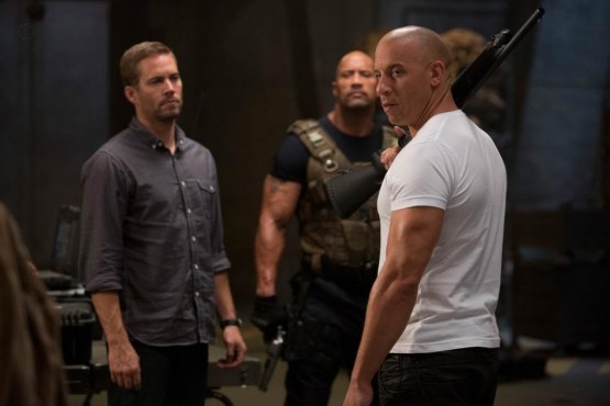 Fast And Furious Paul Walker Dwayne Johnson Vin Diesel Fast And Furious