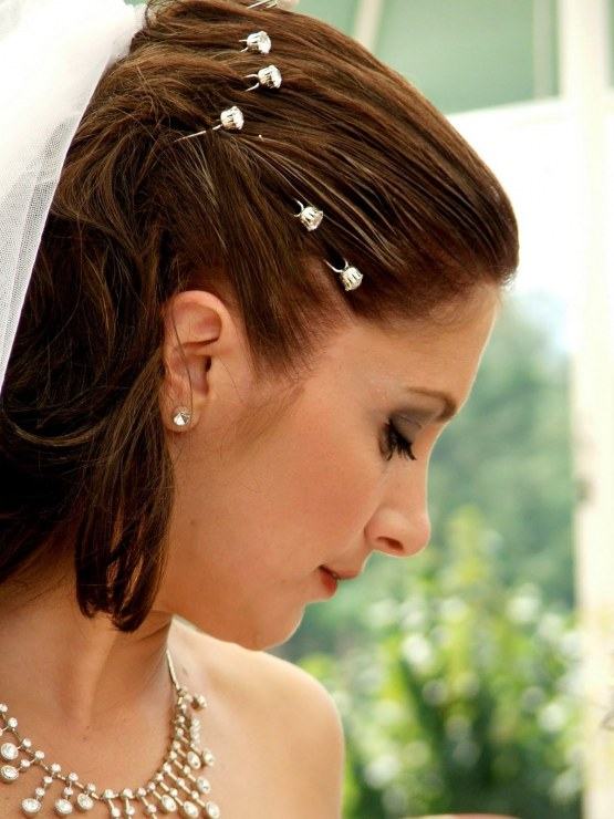 Wedding Hairstyles For Short Hair Wedding Hairstyles Prom