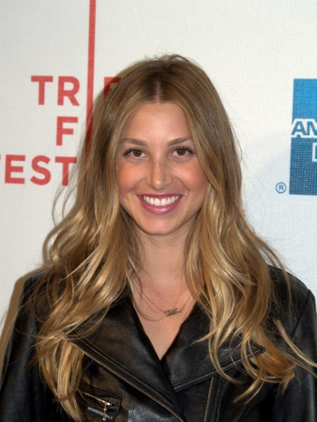 Whitney Port Long Wavy Hairstyles For Hair
