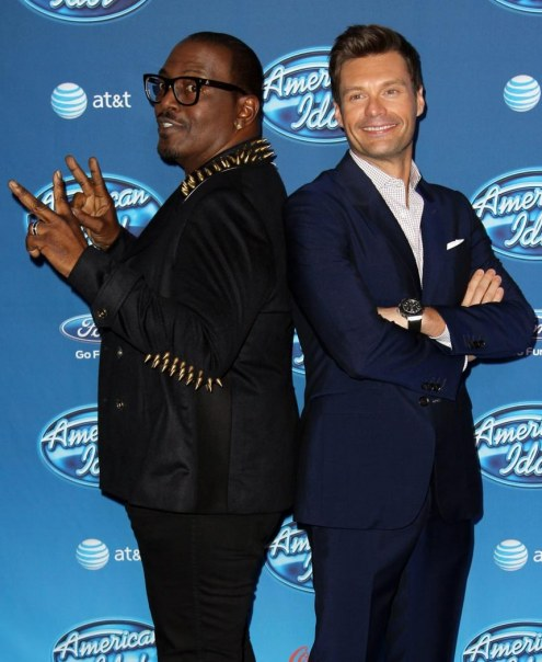 American Idol Premiere Event Young