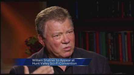 William Shatner Body