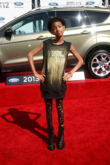 Willow Smith Bet Awards Awards