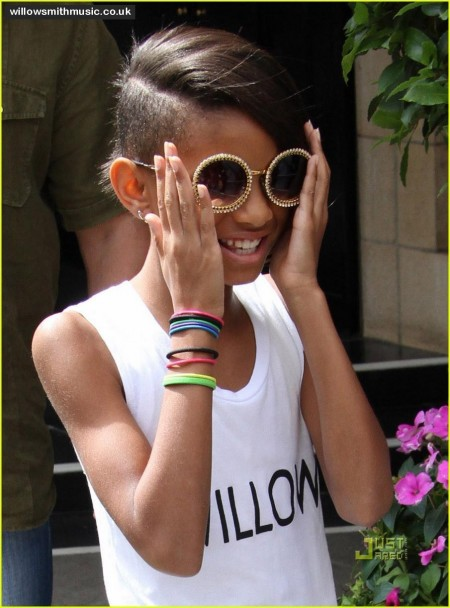 Willow Smith Union Jack Pants Shopping
