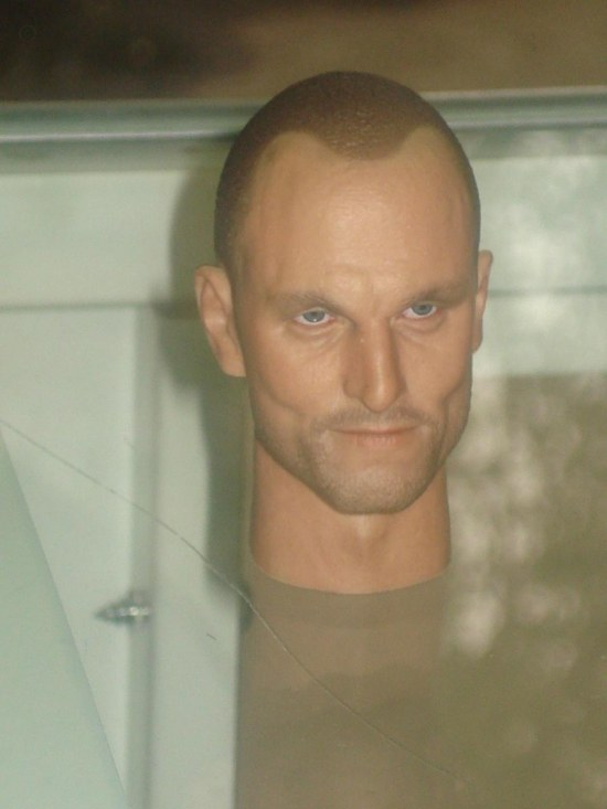 Cabeza Woody Harrelson Phicen Very Hot Toys City Cy Zy Mlm Hot