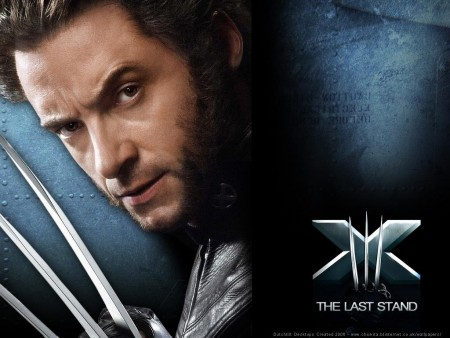 Men The Last Stand Jackman