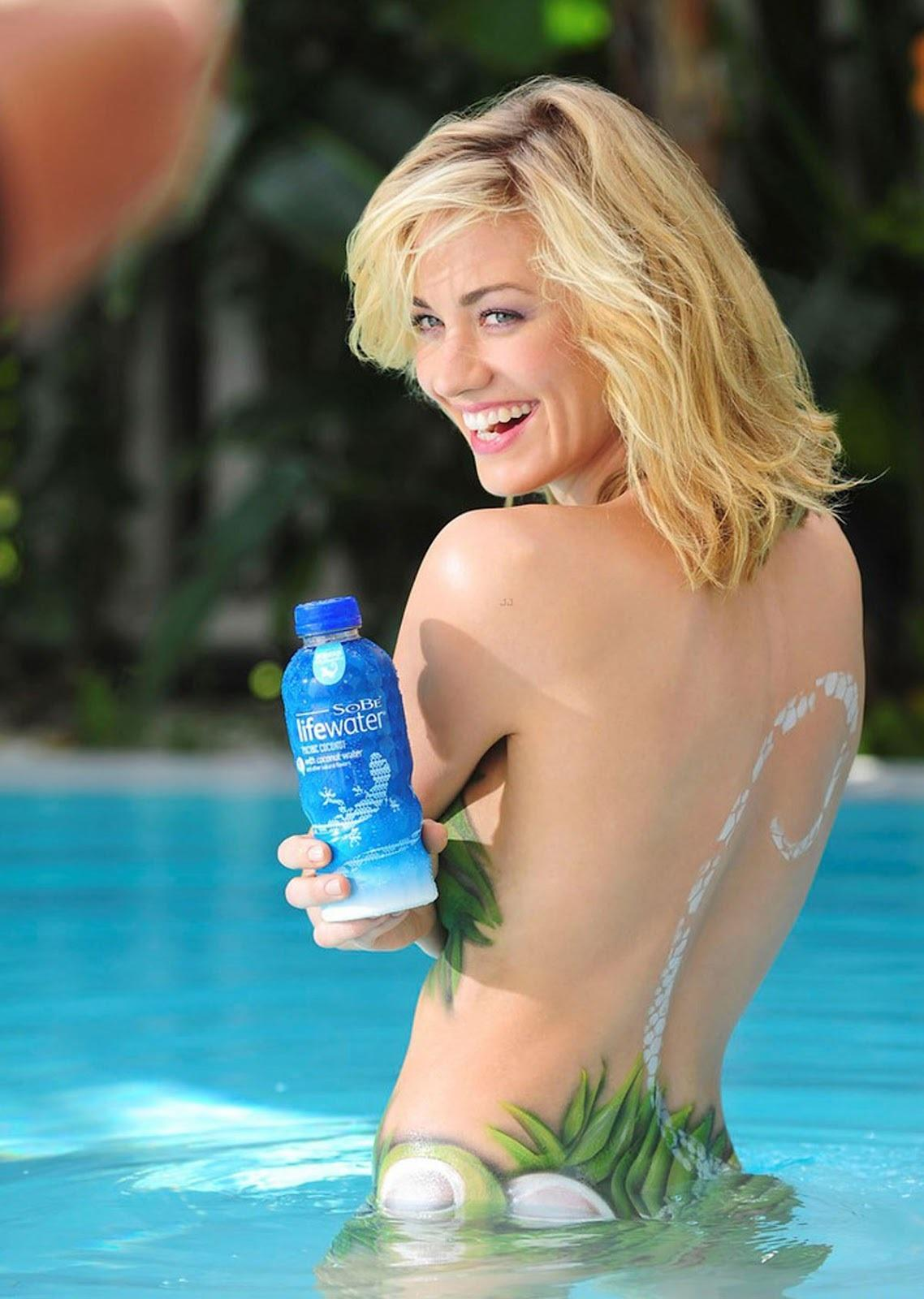 Yvonne Strahovski Sobe Advertise Photos Body