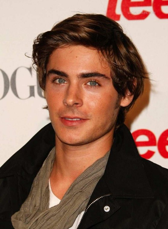 Zacefron Vogue Young Hollywood Party Photos Young