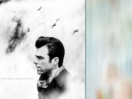 Zachary Quinto January Zachary Quinto Heroes