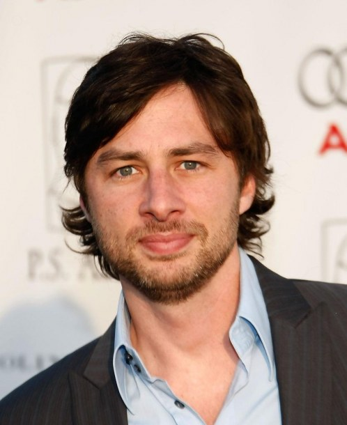 Zach Braff La Art Antique Show Arrivals Jtddtcb Tx Fashion