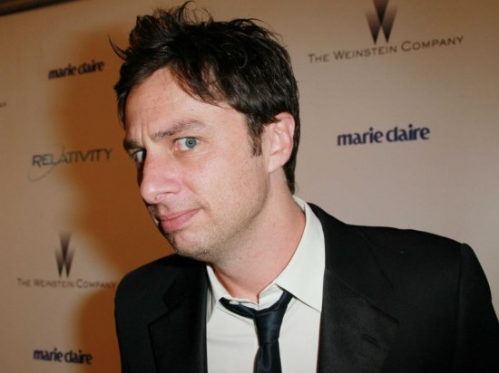 Zach Braff Raises For Kickstarter Project But Gets Backlash Heres Todays Buzz