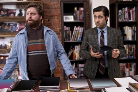 Picture Of Jason Schwartzman And Zach Galifianakis In Bored Large Picture