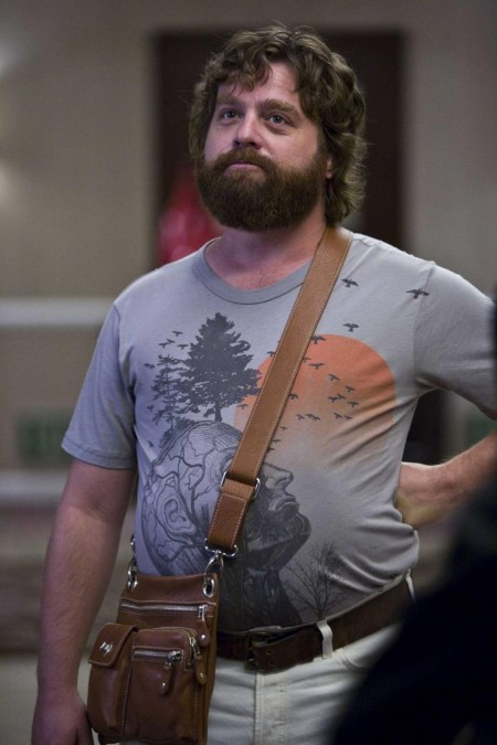 Zach Galifianakis As Alan In Warner Bros Pictures And Legendary Pictures Comedy The Hangover Warner Bros Pictures Release Photo By Frank Masi Bradley Cooper