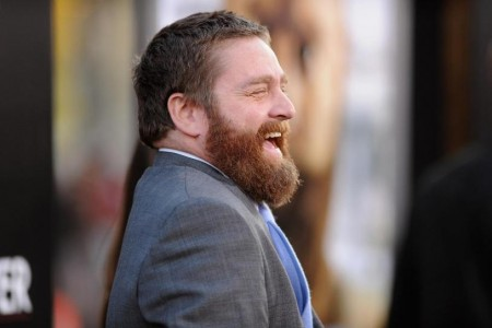 Zach Galifianakis At Event Of The Hangover Part Ii