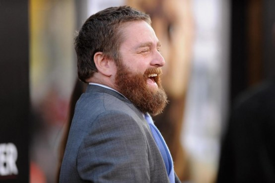 Zach Galifianakis In Marea Mahmureala Large Picture