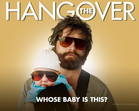 Zach Galifianakis In The Hangover Wallpaper The Hangover