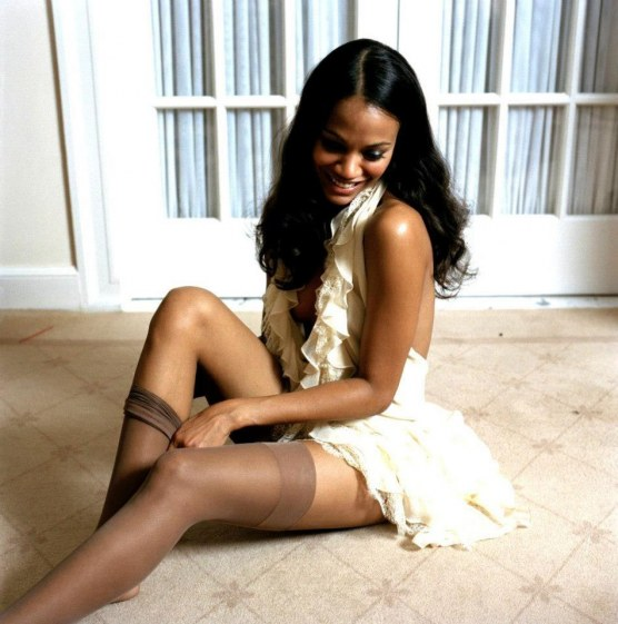 Zoe Saldana Hot Photos Hot